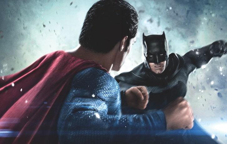 Batman v Superman RRated