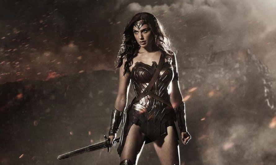Batman v Superman Wonder Woman Gal Gadot DC