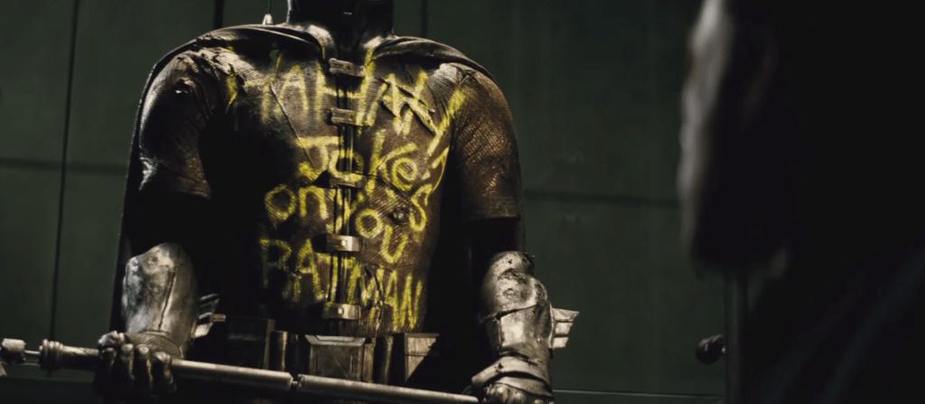 Batman v Superman Zack Snyder Robin