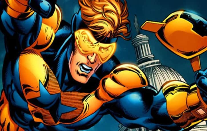 Booster Gold Plans