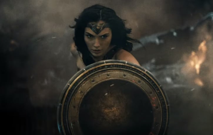 Gal Gadow Wonder Woman banner