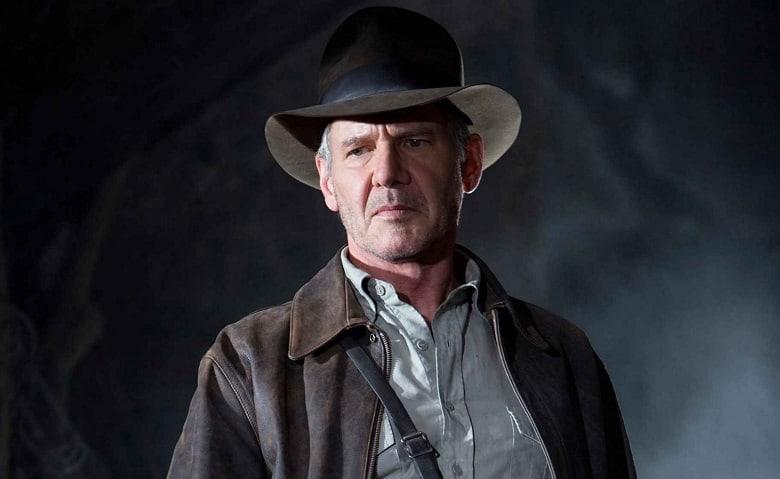 Harrison Ford Indiana Jones banner