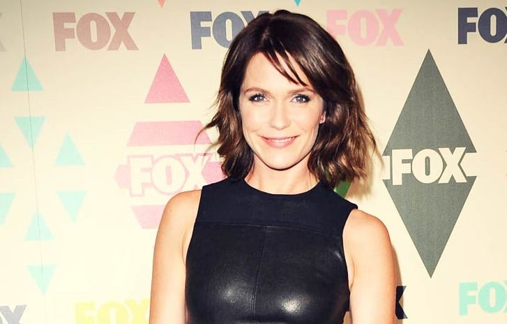 Katie-Aselton-arrives-at-the-FOX-TV-All-Star-party