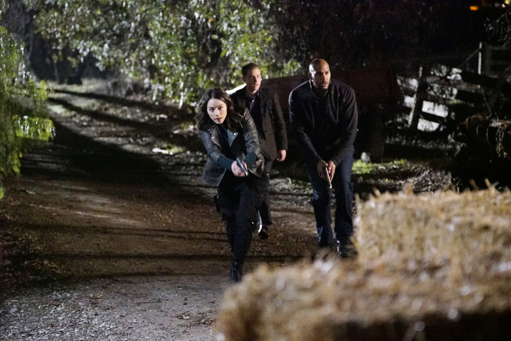 Agents of S.H.I.E.L.D. Recap: 'Watchdogs'