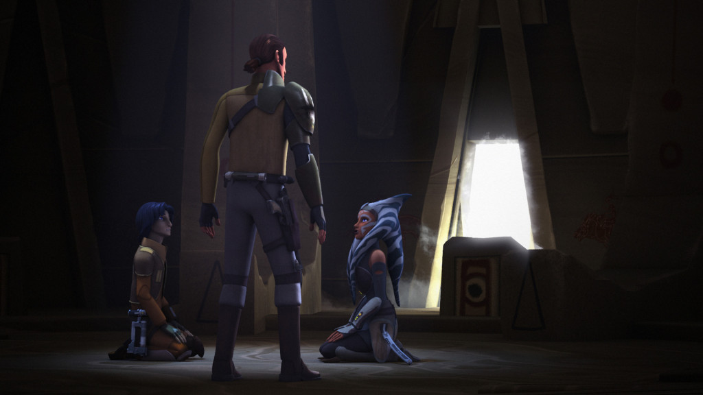 Star Wars Rebels Shroud of Darkness