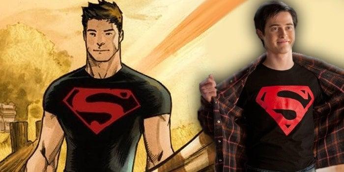 Superboy on Smallville