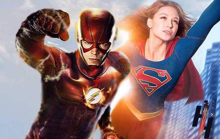 Supergirl Flash Banner