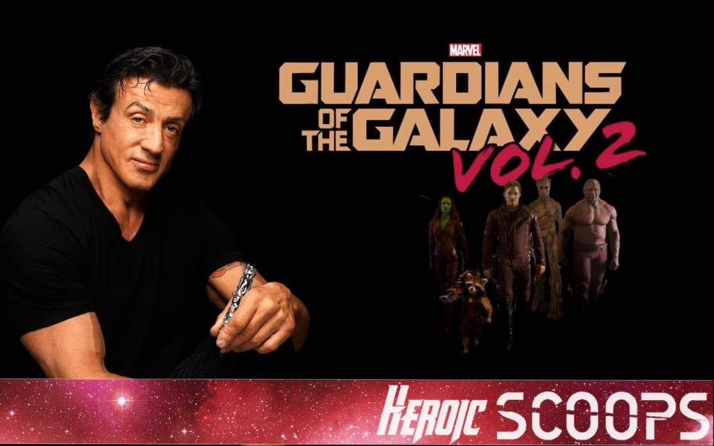 Sylvester stallone s role in guardians of the galaxy vol 2 revealed