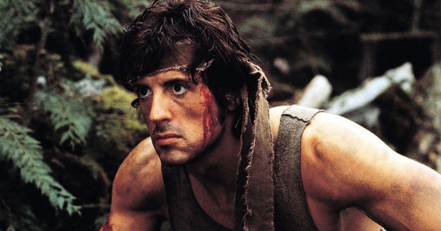 Sylvester Stallone Rambo Movie