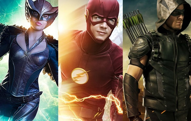The Flash Arrow Legends Finales
