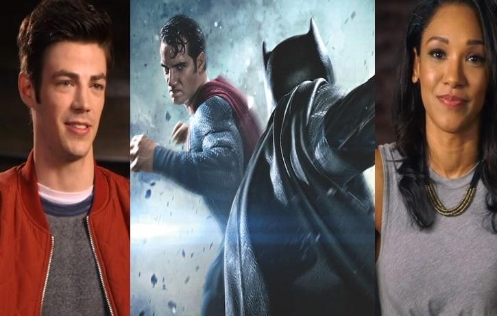 The Flash Batman v Superman