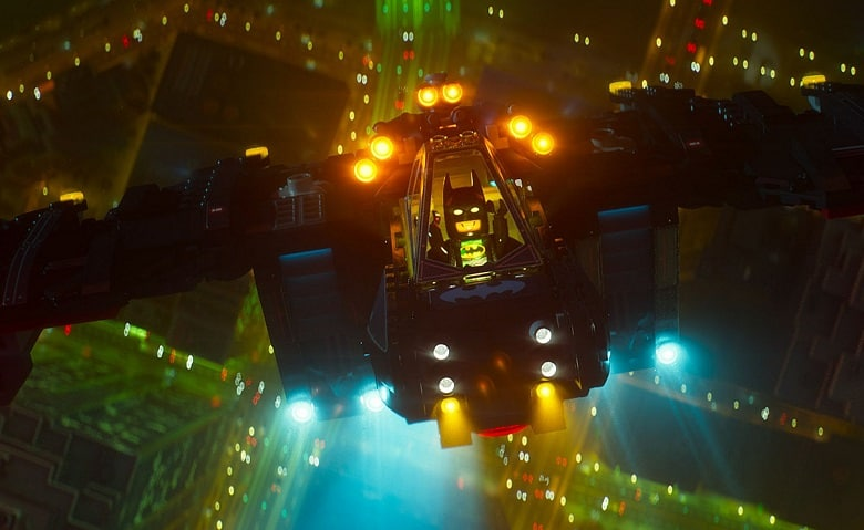 The LEGO Batman Movie banner