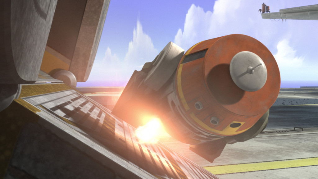 Star Wars Rebels: 'The Forgotten Droid'