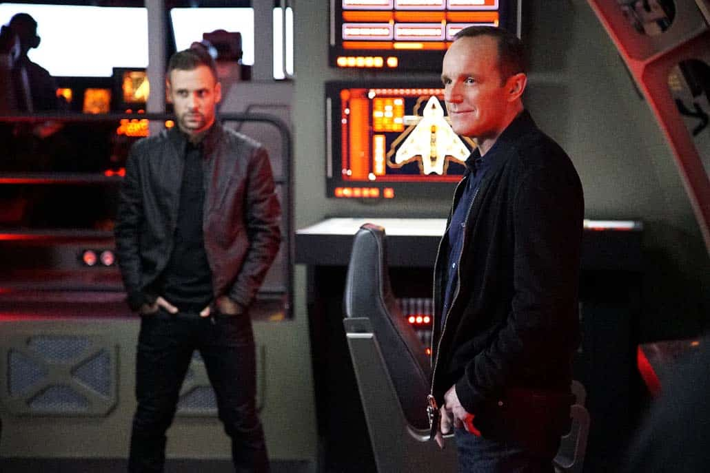 Agents of SHIELD – The Inside Man