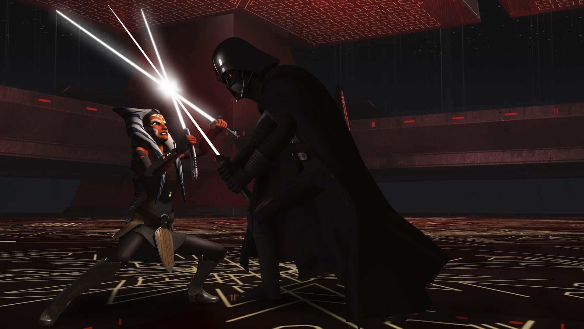 Star Wars Rebels – 'Twilight of the Apprentice'