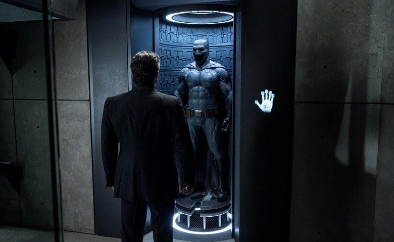 batman v superman batcave banner