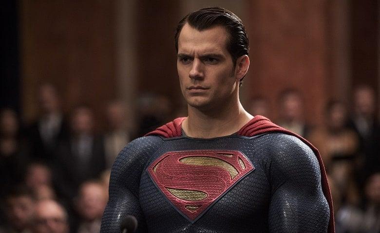 batman v superman henry cavill banner