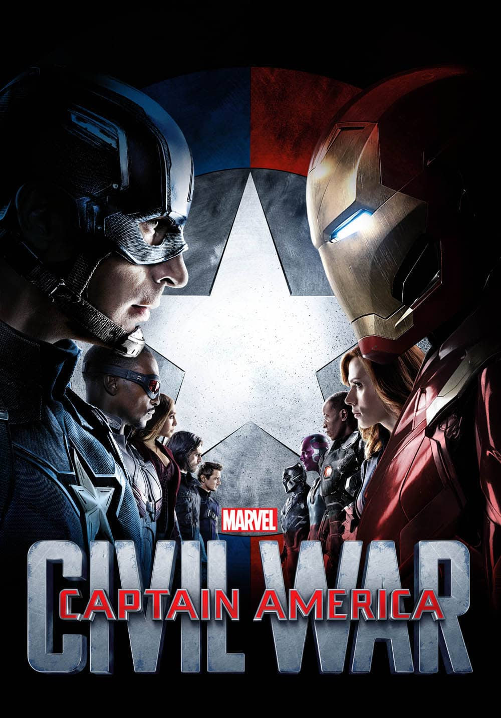 captain america civil war alternate poster