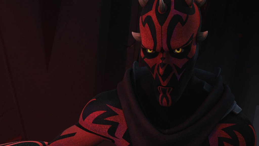 Star Wars Rebels Primer – Darth Maul