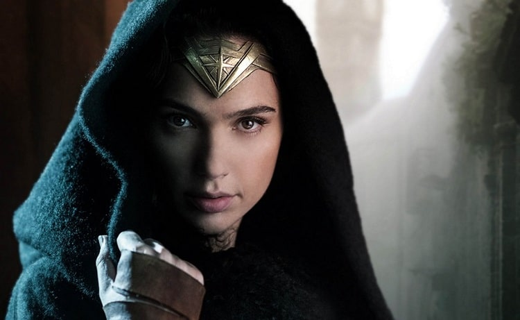 gal gadot wonder woman banner