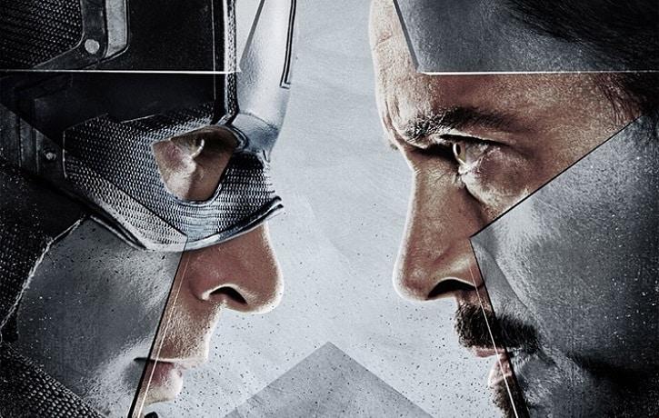 Robert Downey Jr. 'Civil War'