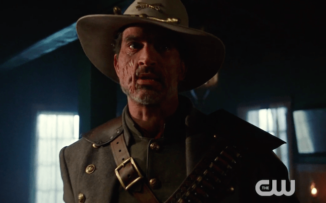 Jonah Hex in 'The Magnificent Eight'