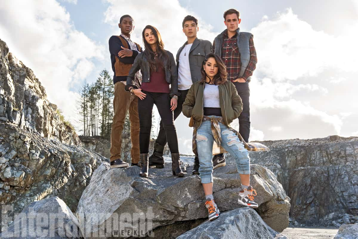 power rangers first look image