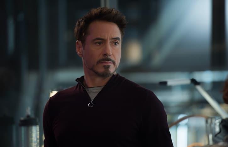 Robert Downey Jr Avengers Age of Ultron