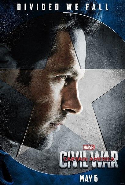 capitan america guerra civil antman