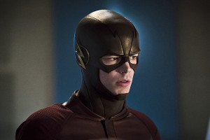 """The Flash -- """"Trajectory"""" -- Image FLA216b_0275b -- Pictured: Grant Gustin as Barry Allen / The Flash -- Photo: Katie Yu/The CW -- © 2016 The CW Network, LLC. All rights reserved."""