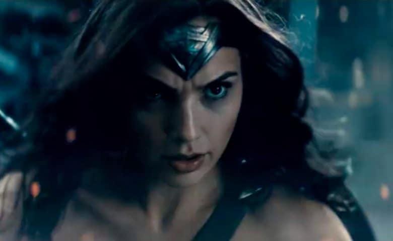 Batman v Superman Wonder Woman TV Spot banner