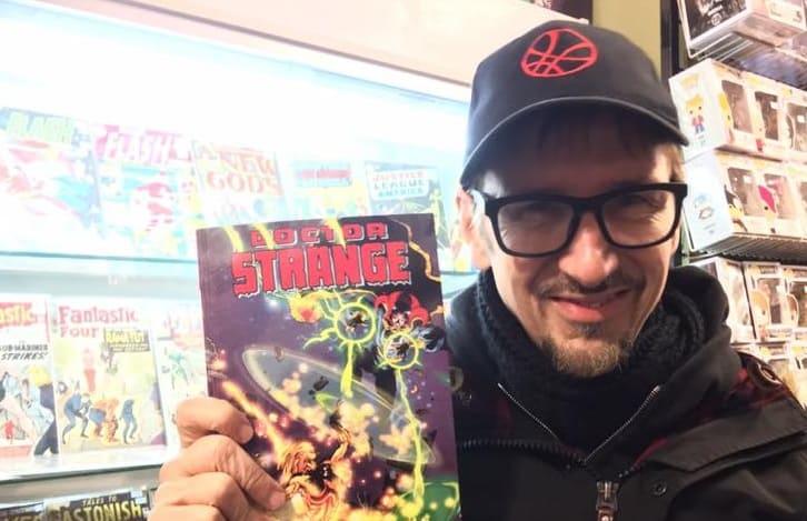 Doctor Strange Wraps