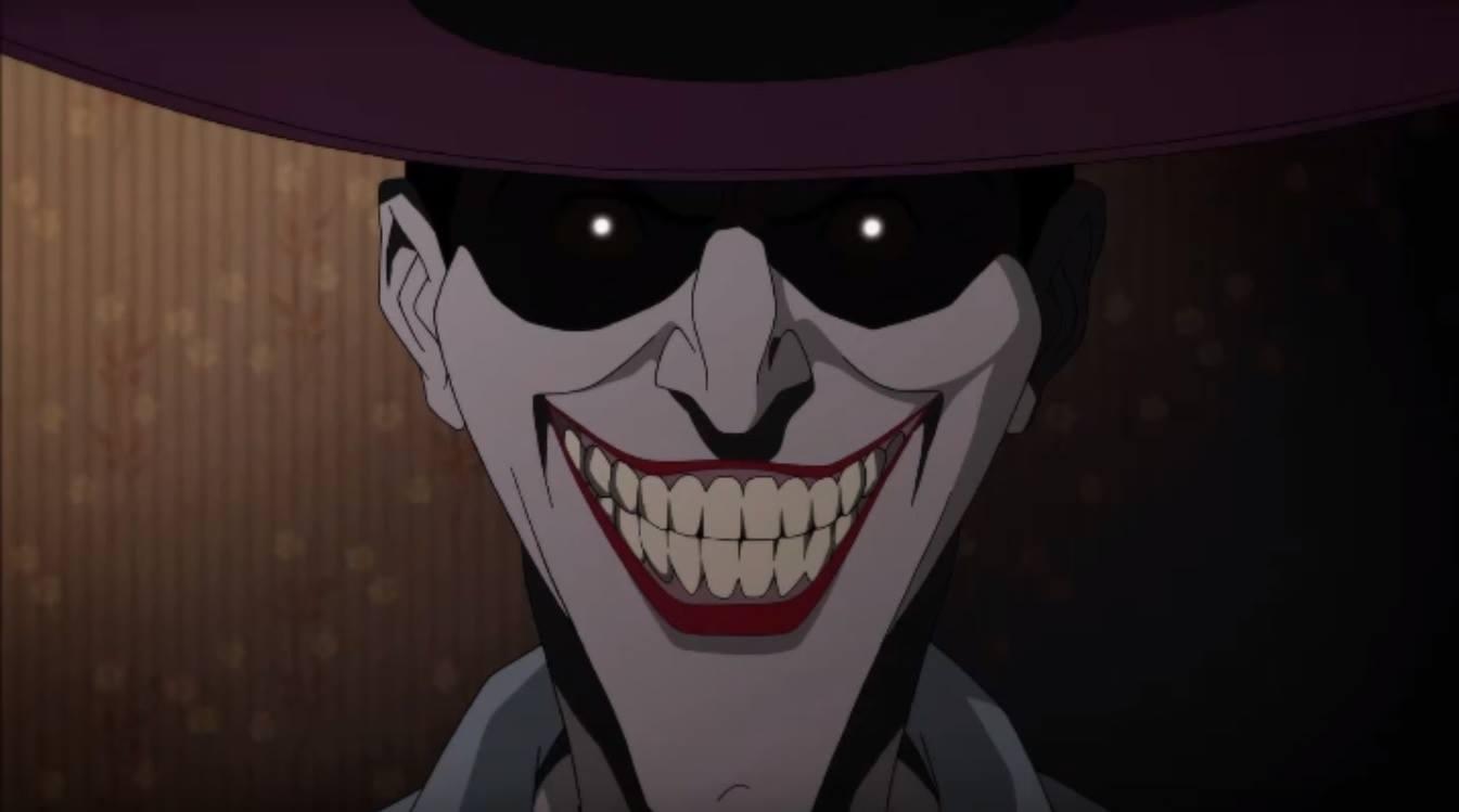 Batman; The Killing Joke