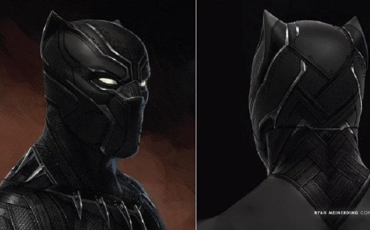 Black Panther Concept Header