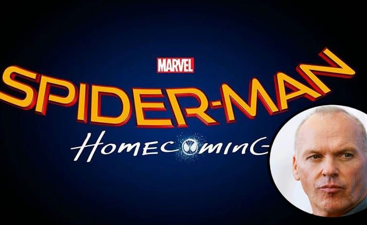 Spider-Man: Homecoming Keaton