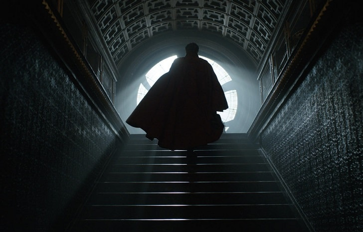 MCU PHase Four Doc Strange Header