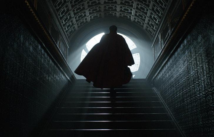 Doctor Strange Steps