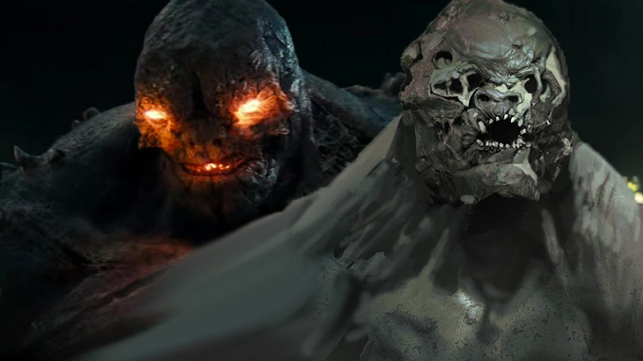 New Batman V Superman Concept Art Featuring Unused Doomsday