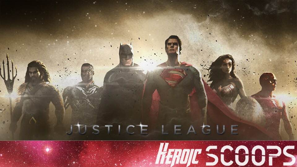 Justice League Part One
