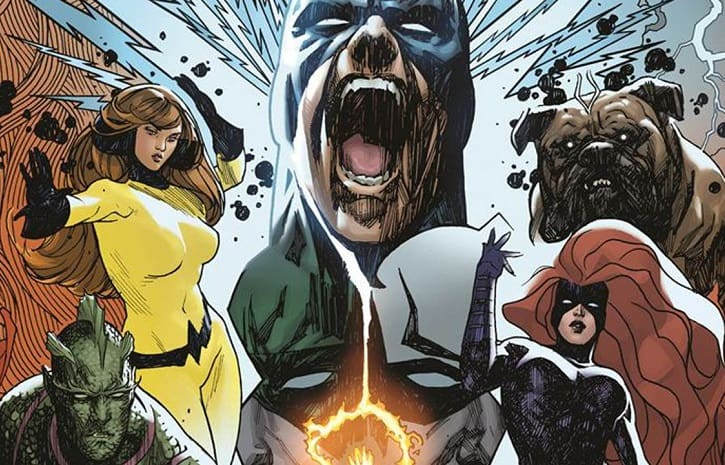 Inhumans-Comic