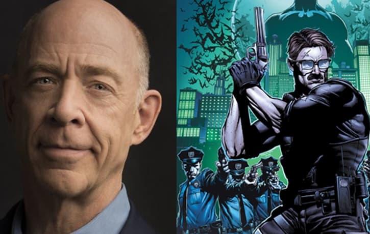 J.K. Simmons Justice League