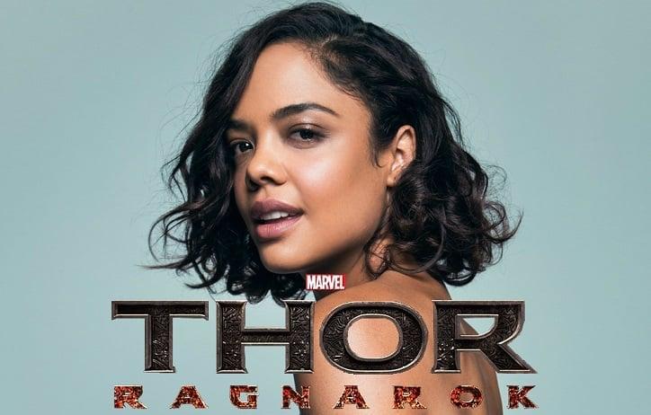 Tessa Thompson Ragnarok