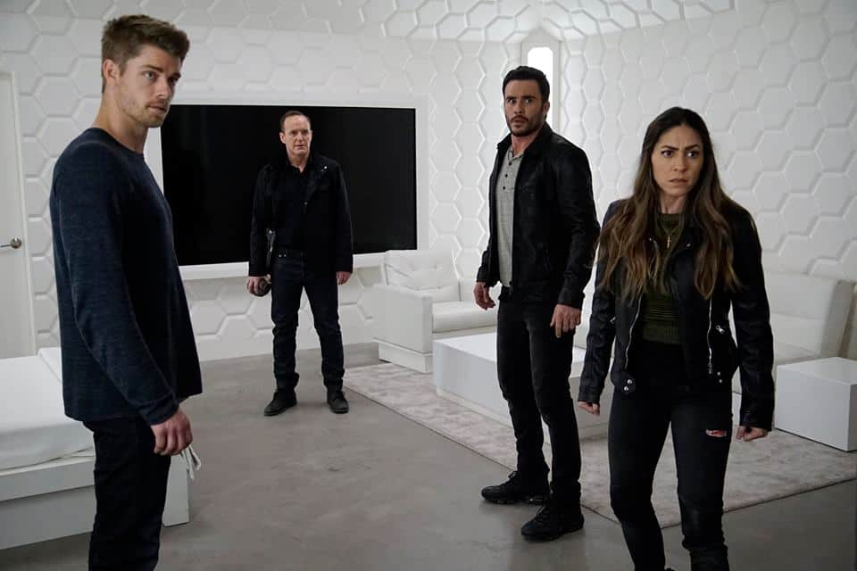 Agents of S.H.I.E.L.D. – 'The Team'