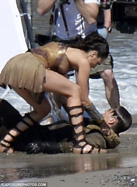 Wonder Woman 07