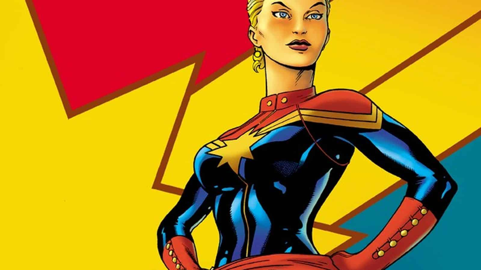 Brie Larson Captain Marvel Is A Symbol For Women Heroic Hollywood
