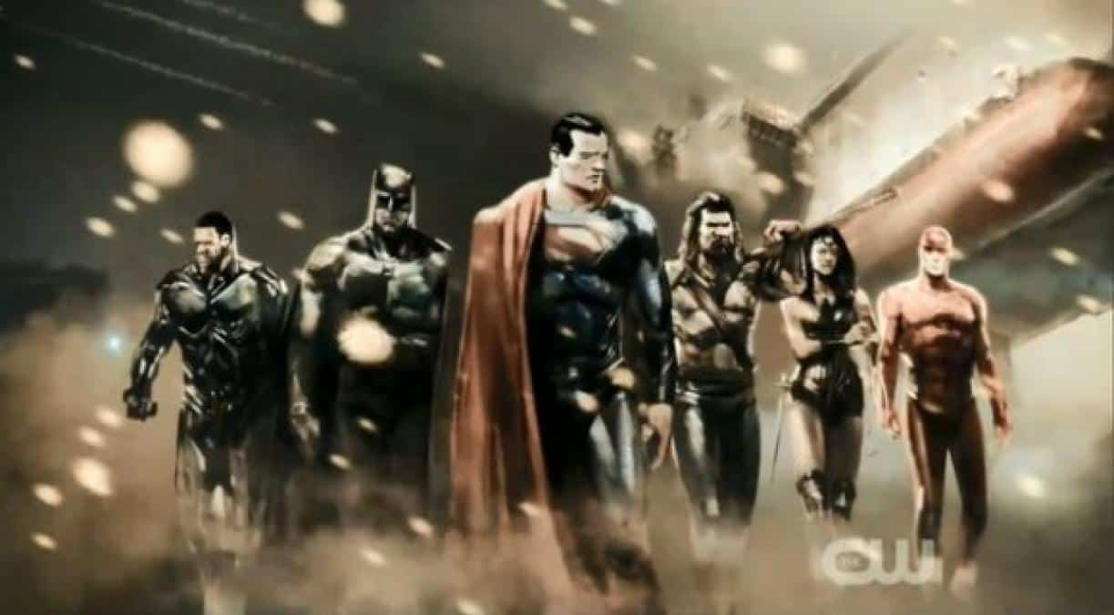 justice league: part one