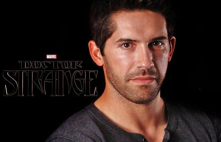 Scott Adkins Doctor Strange