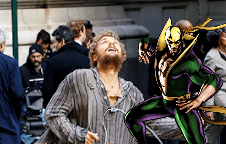 Iron Fist Set Header