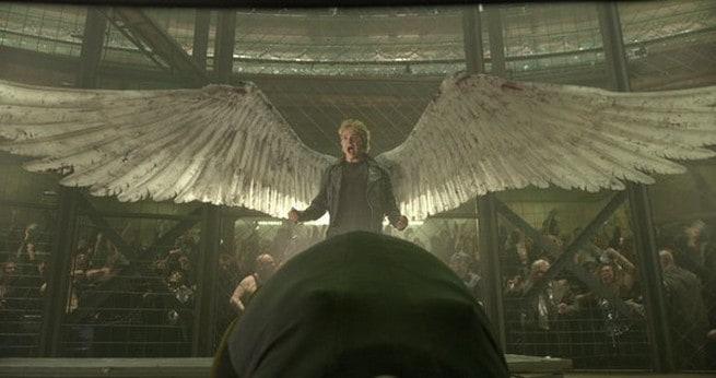 Ben Hardy asWarren Worthington III / Angel