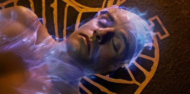 Oscar Isaac as Apocalypse.